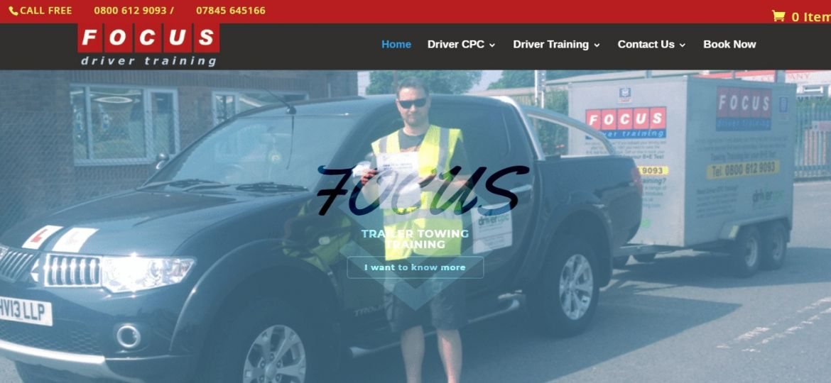 Focus Driver Training